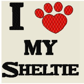 love shelties