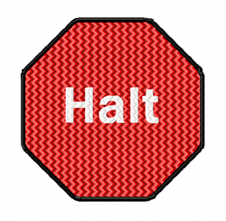 rally design halt