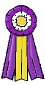 best of breed rosette